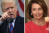 Survei: Kurang dari Setengah Warga Amerika Ingin Trump Dipecat