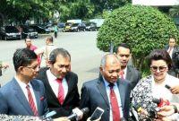 KPK Dukung Komposisi Dewan Pengawas KPK yang Dilantik