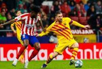 Gol Tunggal Messi Bawa Barcelona Kalahkan Atletico