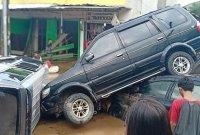 Hari Ketiga, Banjir di Sejumlah Wilayah Jakarta Mulai Surut
