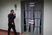 KPK Turut Segel Rumah Dinas Komisioner KPU Wahyu Setiawan