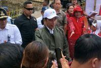 Jokowi Berterima Kasih Masyarakat Natuna Bersedia Terima WNI dari Wuhan