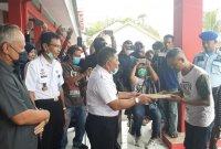 Alasan Corona, 38.822 Napi dan Anak Dibebaskan dari Lapas