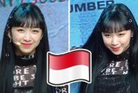 Dita Karang, Gadis Indonesia Pertama yang Debut di Grup K-Pop