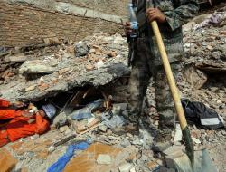 Provinsi Yunnan China diguncang Gempa Magnitudo 6,1