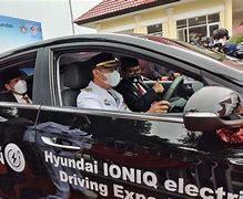 Pemkot Kendari Jadikan Kendaraan Listrik untuk Kendaraan Dinas
