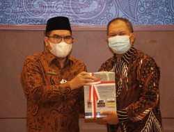 Pemkot Bandung Hattick Pertahankan WTP dari BPK