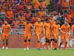 Euro 2020: Belanda Melangkah ke 16 Besar