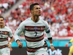 EURO 2020 : Ronaldo Brace, Portugal kalahkan Hungaria 3-0