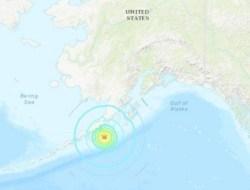 Ancaman Tsunami di Selandia Baru Akibat Gempa 8,1 M Yang Guncang Alaska