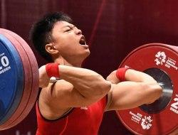 Olimpiade Tokyo 2020 : Kejutan, Rahmat Erwin Raih Perunggu