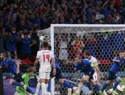 Italia Juara Eropa 2020