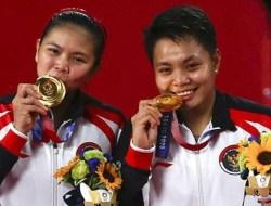 Olimpiade Tokyo 2020 : Greysia/Apriyani Raih Medali Emas Olimpiade Tokyo
