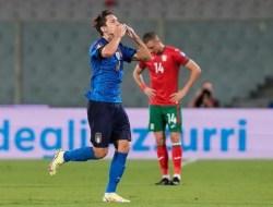 Kualifikasi Piala Dunia 2022: Bulgaria Tahan Italia 1-1
