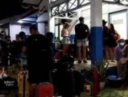 21 Wisatawan Dievakuasi dalam Kebakaran Kapal Pinisi di Labuan Bajo