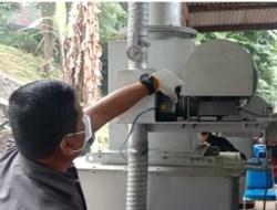 Mesin Pengolah Sampah Dikembangkan Pemkot Bandung di UPI