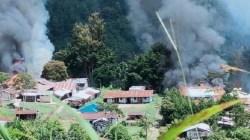 Usai Insiden Pembakaran di Kiwirok, 1 Mantri Hilang 5 Nakes Terluka