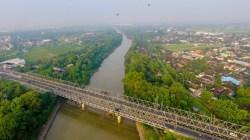 Sungai Bengawan Solo Tercemar, Polisi Tetapkan Dua Warga Sukoharjo Sebagai Tersangka