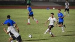 Timnas Indonesia Latihan Ringan untuk Persiapan Lawan Taiwan