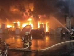 Kebakaran Gedung di Taiwan Tewaskan 46 Orang