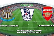 newcastle vs arsenal fc