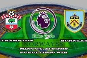 kabarbola - Southampton vs Burnley