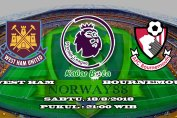 kabarbola - Westham vs Bournemouth