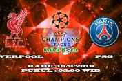 Kabarbola - Liverpool vs Paris Saint-Germain