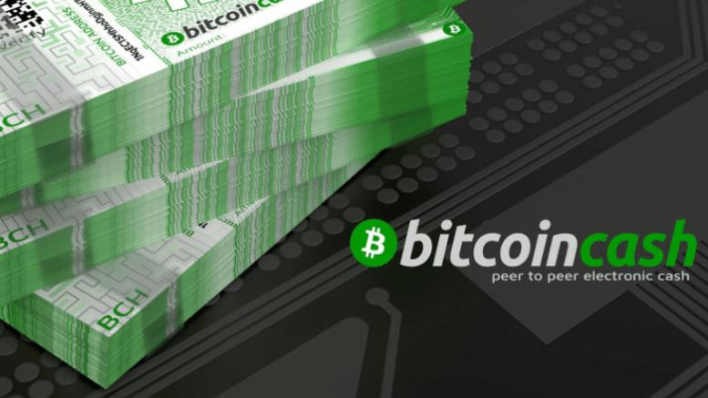 Bitcoin Cash Sedang Menjalani Triple Combo WXYXZ Correction