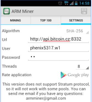 Cara mining bitcoin di android ternyata sangat mudah loh!