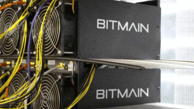 Bitmain AntMiner X3