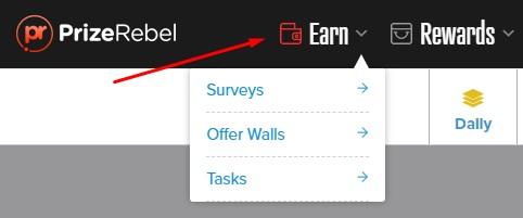 menghasilkan uang dari situs survey 1