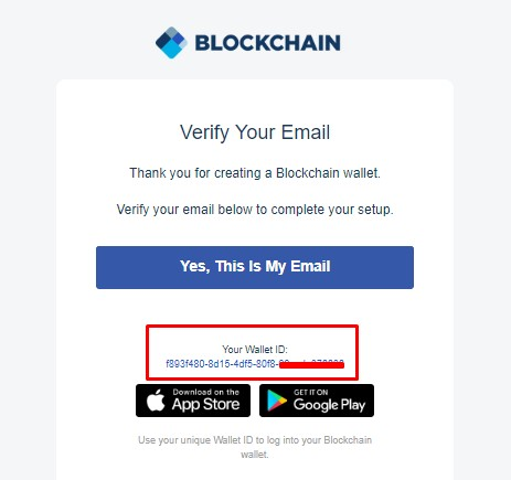 ID Wallet Blockchain