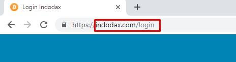 indodax login yang benar