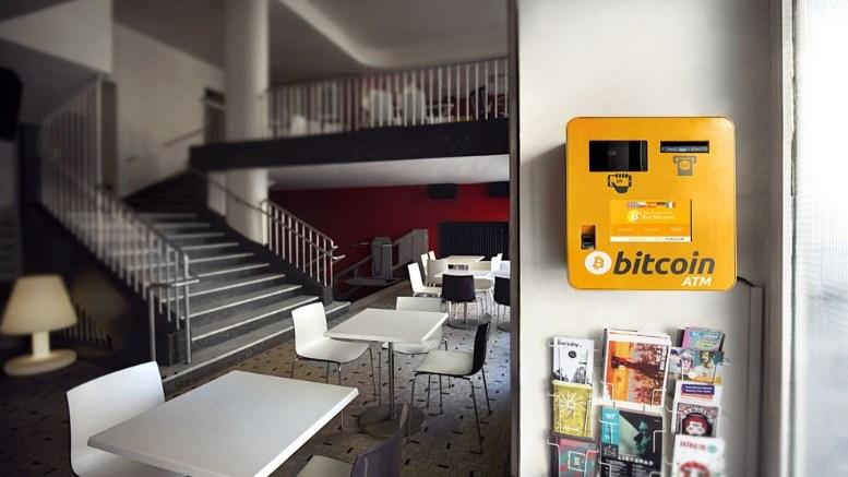 ATM Bitcoin Terus Berkembang