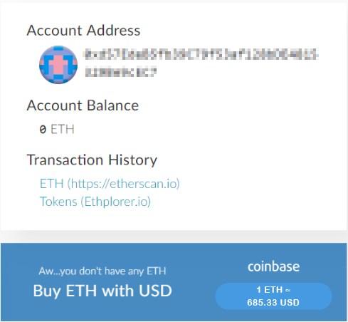 Membuat Wallet Ethereum Dan Alamat Ethereum