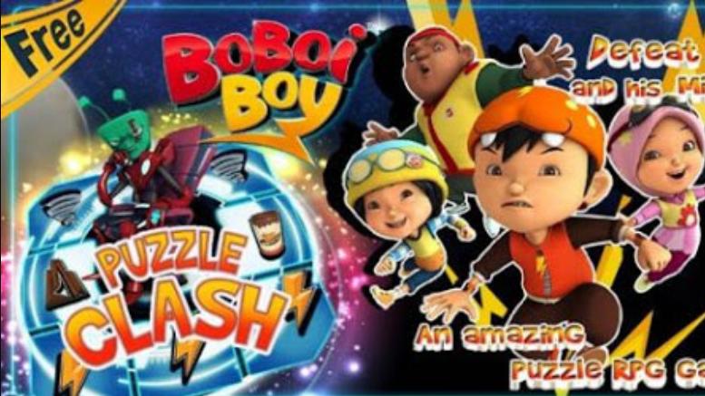 BoBoiBoy Puzzle Clash