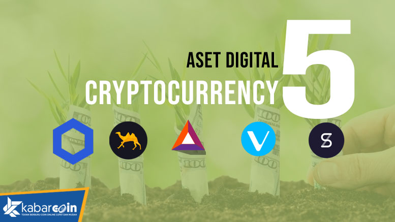 Aset Digital Cryptocurrency Terbaik