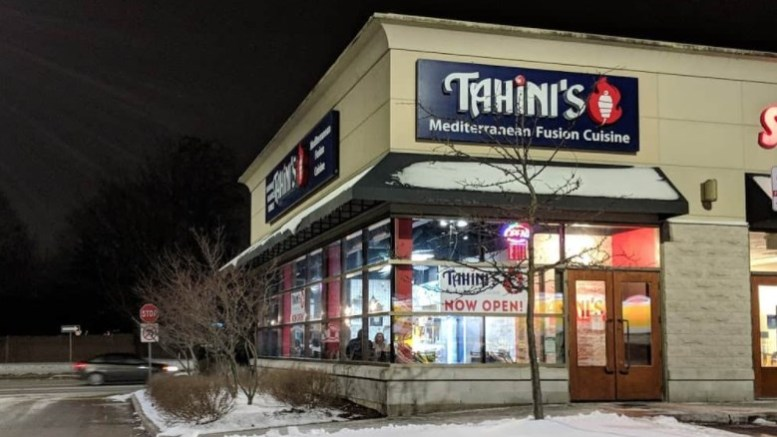 Tahinis Restaurants