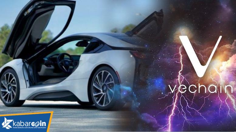 BMW Bermitra Dengan VeChain