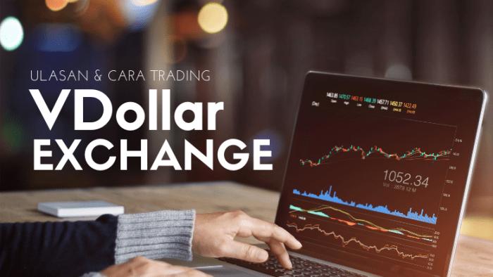 Cara Trading di VDollar Exchange