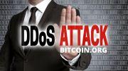 DDos Attack Bitcoin.org