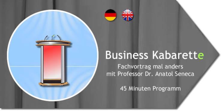 Business Kabarett.
