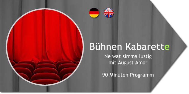 Bühnen Kabarett Ne wat simma lustig.