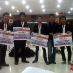 ITS Borong Gelar Juara OSN Pertamina 2013