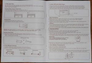 Manual halaman 5 dan 6