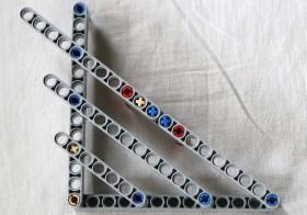 Dalil Pythagoras Dengan Lego