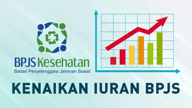 Image result for iuran bpjs naik 2019