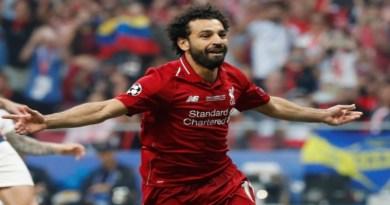 Video, Spektakuler 50 Gol Mohammad Salah di Liga Inggris