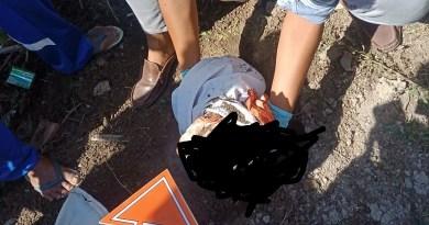 Mayat Bayi Dikubur Serampangan, Ditemukan Polisi Di Desa Mura
